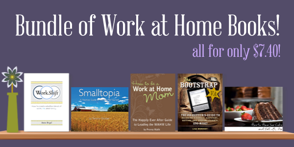 Bundle of Work at Home Themed eBooks!