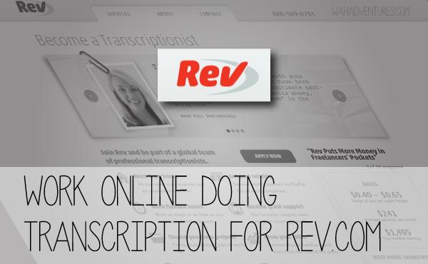 Rev Transcription