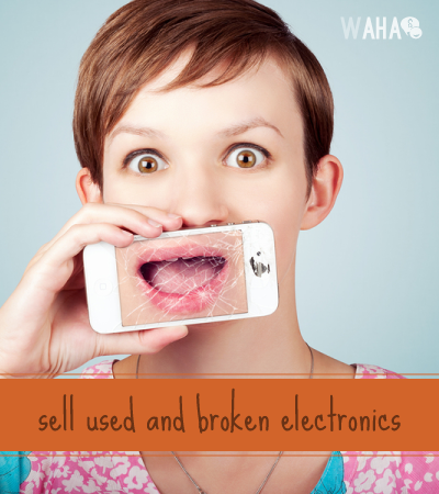 Make Extra Cash: sell your old and used electronics